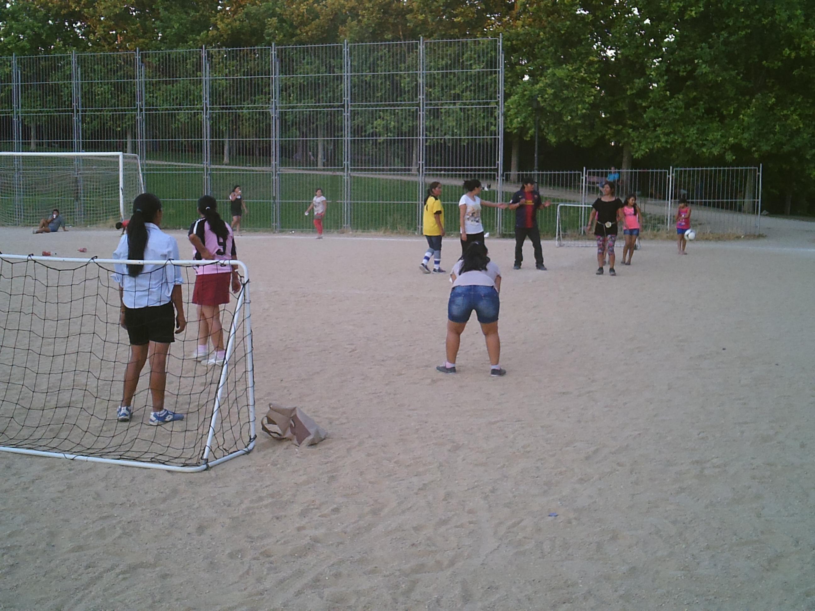 Entrenamientos De Futbol En San Isidro Dinamizacion